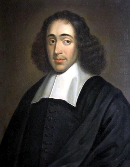 1632-1677 Jude Baruch de Spinoza. Philosoph