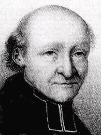1741-1820 Verschwörungstheoretiker Augustin Barruel (Jesuit und Pariser Domherr)