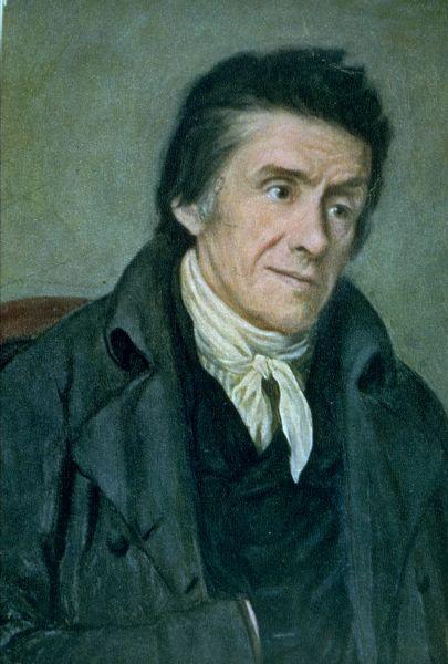 1746-1827 Freimaurer Johann Heinrich Pestalozzi. Pädagoge. 1783 war er der Mitbegründer der Zürcher Filiale des Illuminatenordens