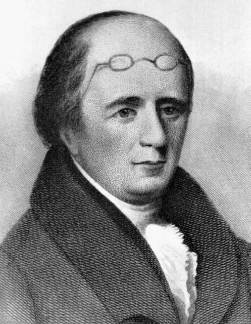 1774-1826 Verschwörungstheoretiker William Morgan (ermordet)