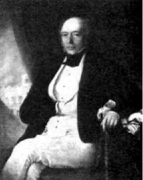 1774-1855 Freimaurer und Jude Salomon Rothschild. Vatikan-Bankier