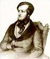 1813-1883 Freimaurer Richard Wagner. Komponist