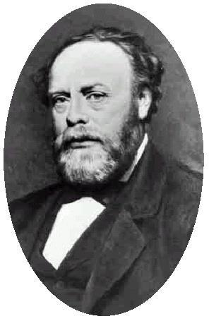 1826-1899 Jude Leopold Ullstein. Verleger
