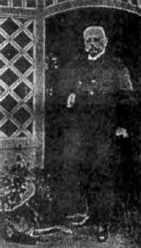1847-1934 Freimaurer Paul von Hindenburg. Generalfeldmarschall und Reichspräsident