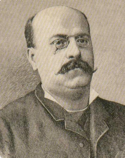 1854-1907 - Verschwörungstheoretiker Leo Taxil