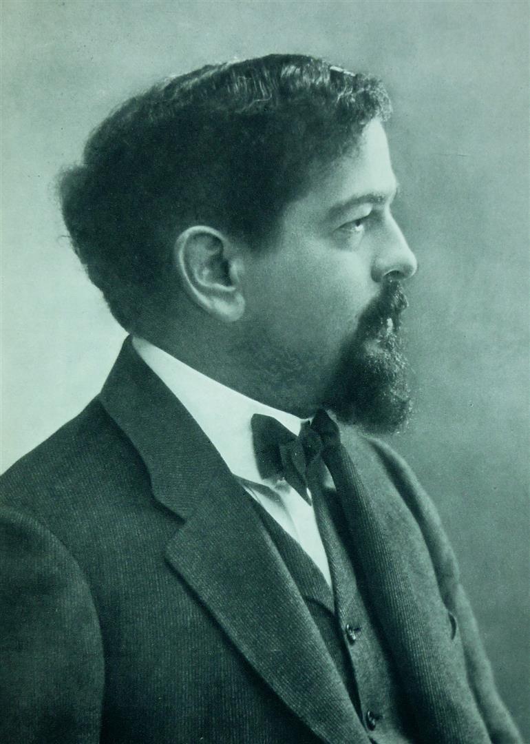 1862-1918 Rosenkreuzer Claude Debussy. Komponist