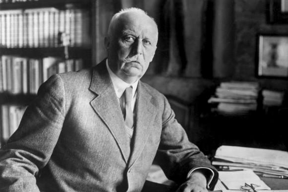1865-1937 Verschwörungstheoretiker Erich Ludendorff