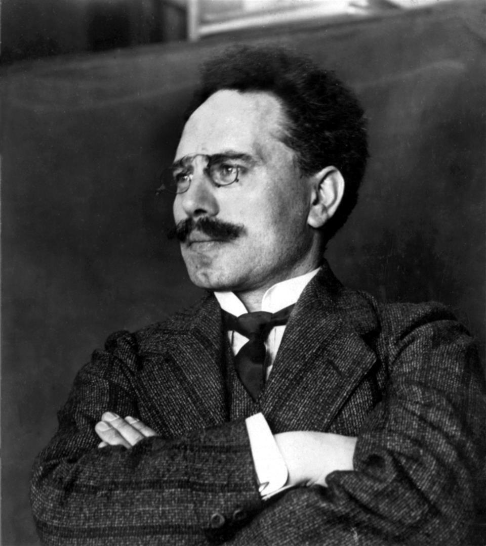 1871-1919 Jude Karl Liebknecht. Deutscher Kommunist