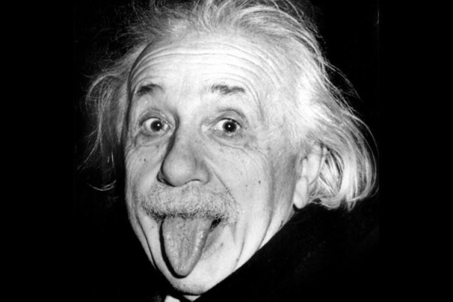 1879-1955 Jude Albert Einstein. Physiker. Größter Wissenschaftsbetrüger aller Zeiten