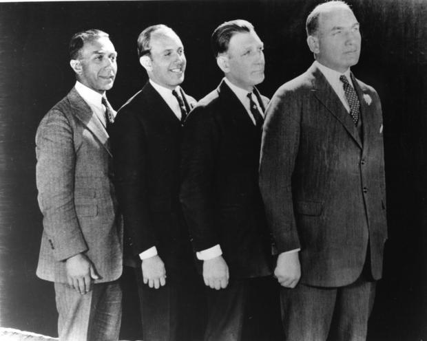 1881 Juden Warner Brothers. Filmschaffende