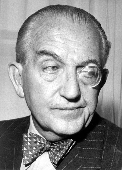 1890-1976 Jude Fritz Lang. Deutscher Filmschaffender. Metropolis, M, Dr. Mabuse