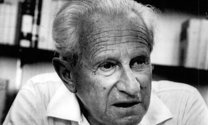 1898-1979 Jude Herbert Marcuse. Philosoph und Kommunist. Gehörte der Frankfurter Schule an. War auch US-Geheimagent