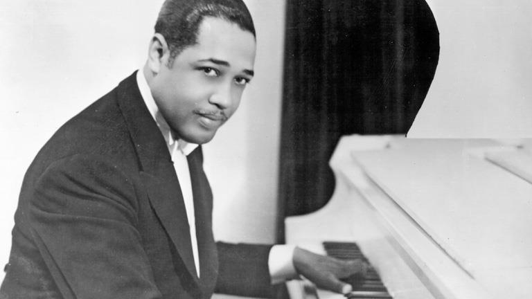 1899-1974 Freimaurer Duke Ellington. Jazzmusiker