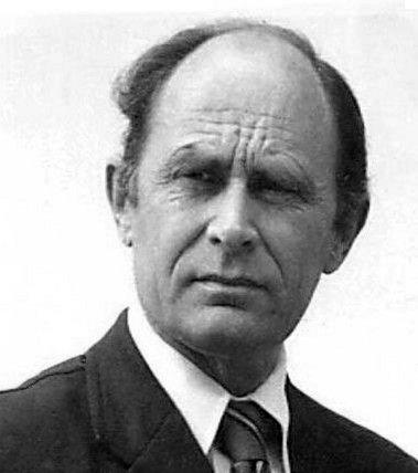 1925-2002 Verschwörungstheoretiker Antony C. Sutton