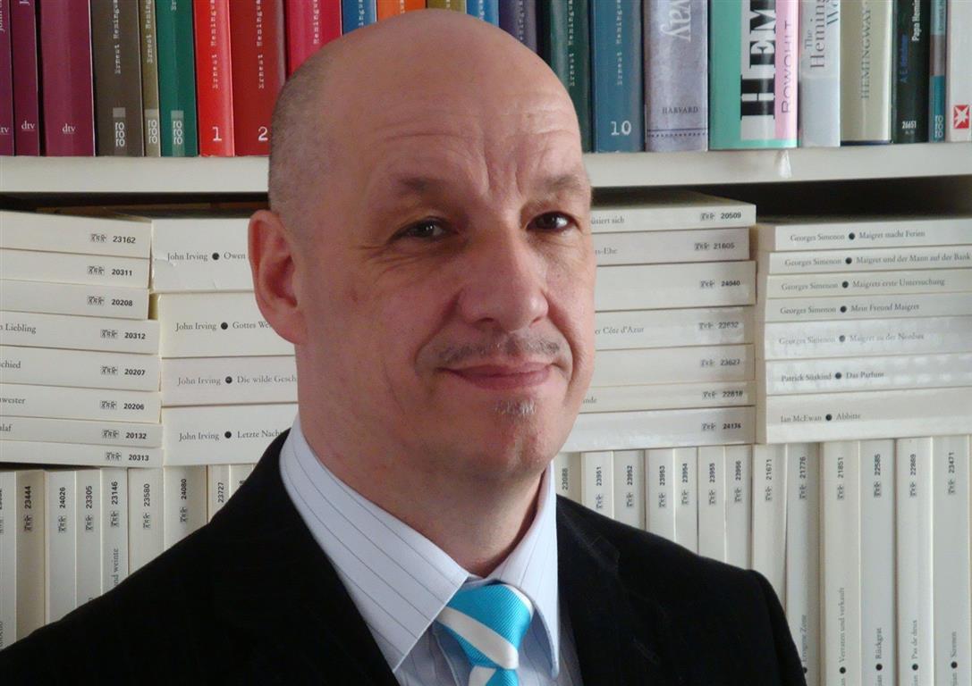 1963 Verschwörungstheoretiker Guido Grandt