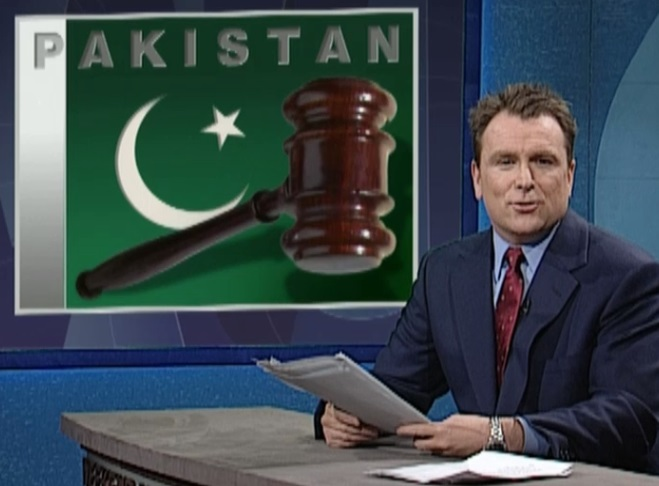 2000 - Saturday Night Live Sendung (4). Pakistan