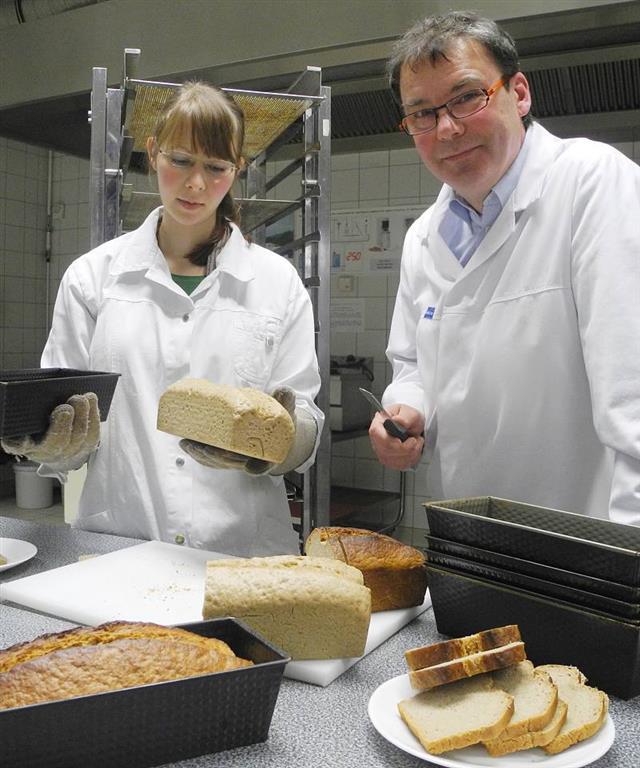 Der Doktor und sein Brot