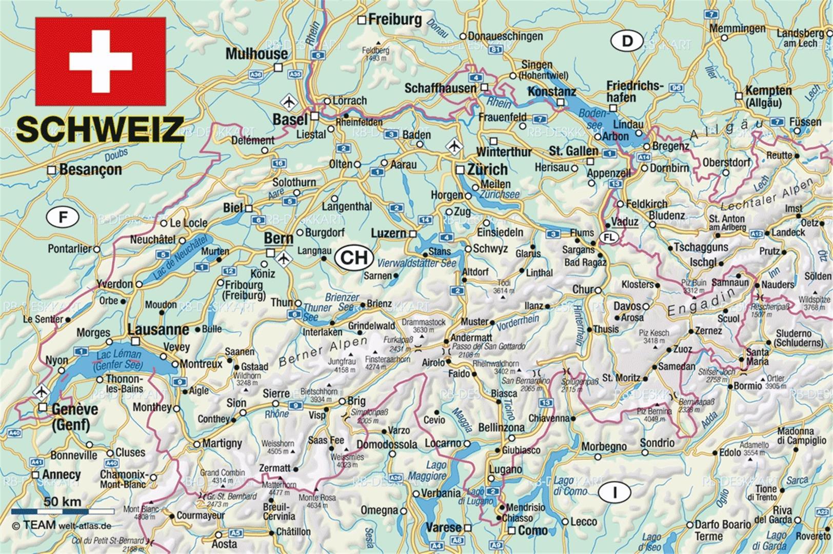 Die Schweiz und Liechtenstein haben ihre Rechtschreibung verändert und dabei das ß abgeschafft. Sie schreiben dafür nur noch ss. Das war im Jahr 1935. Ein Schelm, wer Böses dabei denkt.