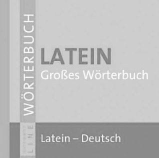 Latein-Wörterbuch