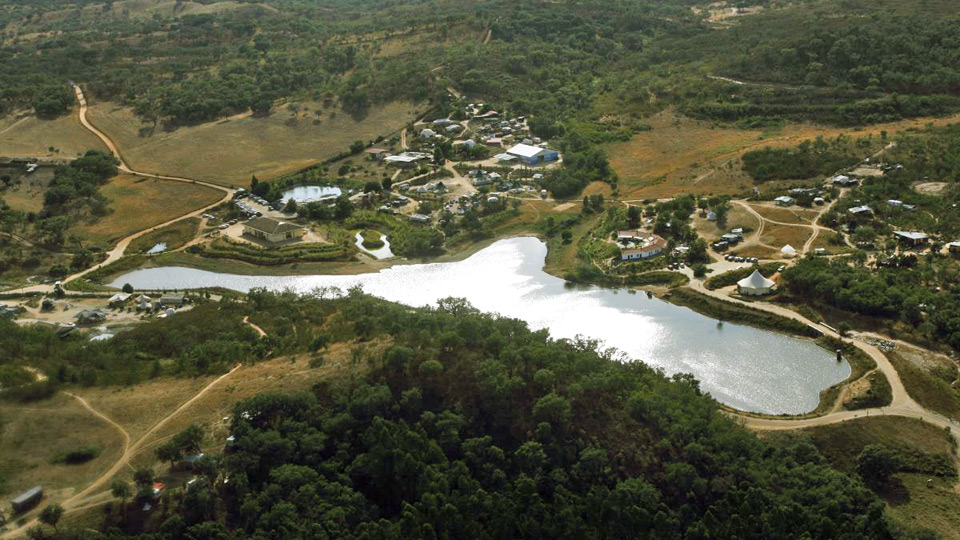 Tamera in Portugal