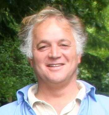 Verschwörungstheoretiker Greg Hallett