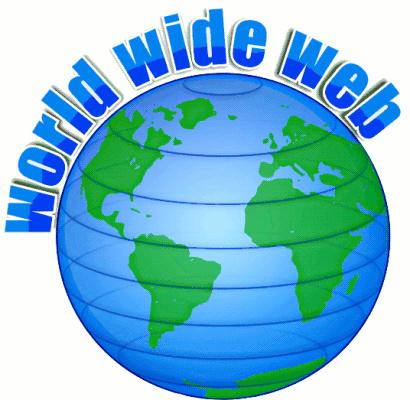 World wide web heißt übersetzt somit 'weltweites Lügenspinnennetz'