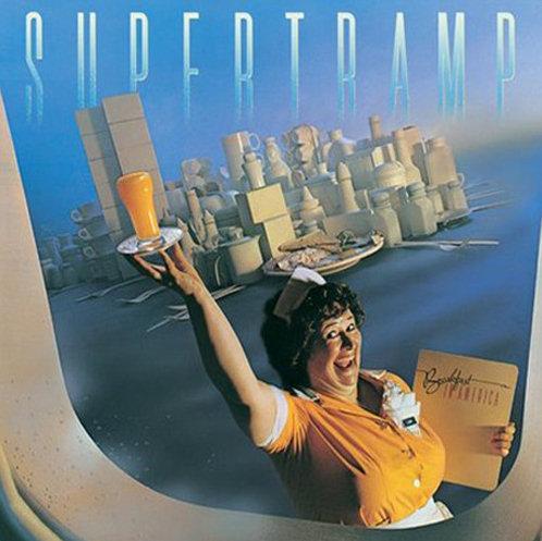 1979 - Die Band Supertramp mit dem Album Breakfast in America (auf deutsch Schneller Abbruch in Amerika). Das ist eine exakte Beschreibung des Anschlages. Der Orangensaft wird mit den Türmen gleichgesetzt. Das Album wurde in einem Freimaurertempel (Studio B) in Los Angeles aufgenommen.