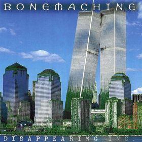 """1996 - Bone Machine mit dem Album """"Disappearing Inc."""". Ziemlich unverholene Bild- und Textbotschaft."""