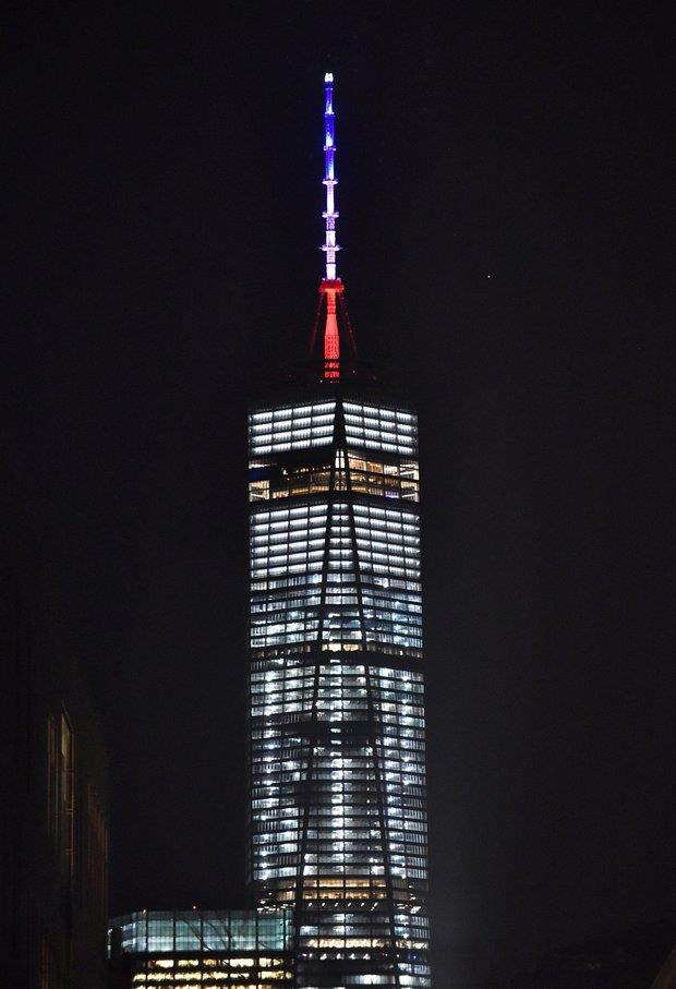 USA, New York, One World Trade Center