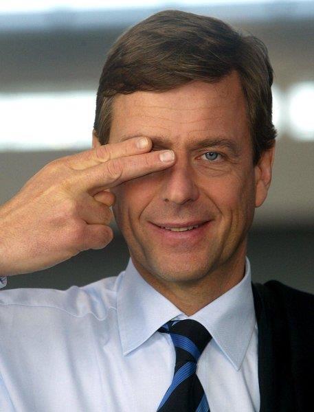 Klaus Kleber - Mit dem zweiten sieht man besser - Allsehendes Auge