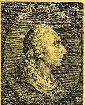 1732-1817 Freimaurer und Jude Joseph von Sonnenfels. In den Freimaurerlogen Balduin, Zur wahren Eintracht, Zur wohltätigen Eintracht und im Illuminatenorden. Freund Beethovens.