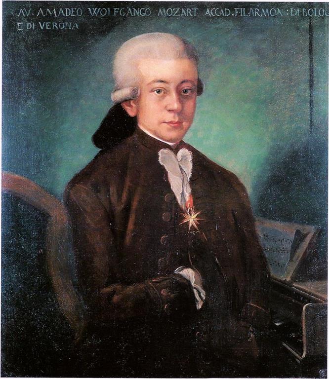 """1756-1791 Freimaurer Wolfgang Amadeus Mozart. Komponist. Freimaurerlogen in Wien 1784 """"Zur Wohltätigkeit"""", 1785 """"Zur wahren Eintracht"""". Er wurde von Logenbrüdern ermordet."""