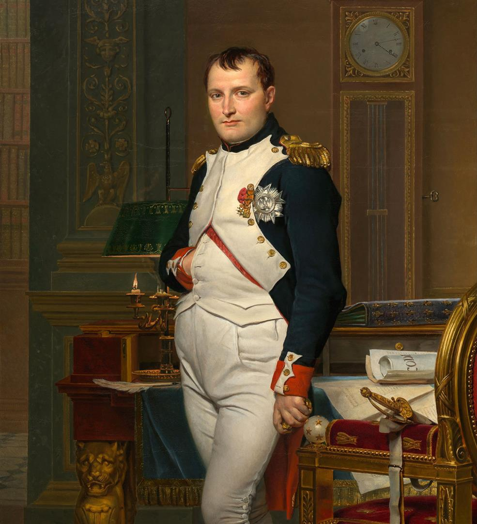1769-1821 Freimaurer Napoleon I. Französischer Kaiser und Feldherr.