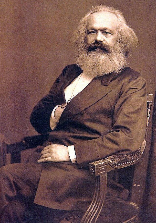 1818-1883 Freimaurer, Jesuit und Jude Karl Marx. Freimaurerloge Der Hanseatische Stern. War im Trierer Friedrich-Wilhelm-Gymnasium (ehemaliges Jesuitenkolleg). Sein Vater Heschel Marx (Heinrich) stammte aus einer Rabbinerfamilie.