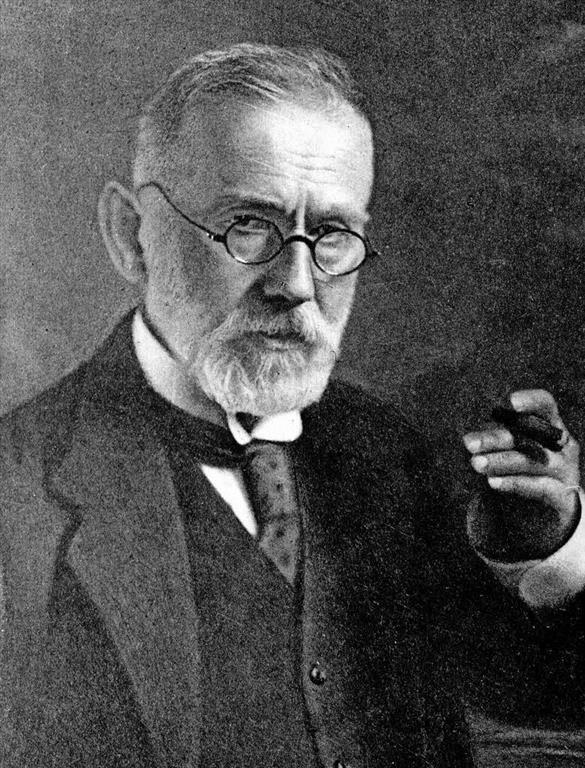 1854-1915 Jude Paul Ehrlich. Deutscher Arzt und Forscher. Entwickelte die tödliche Chemotherapie. Das Deutsche Impf-Institut ist nach ihm benannt.