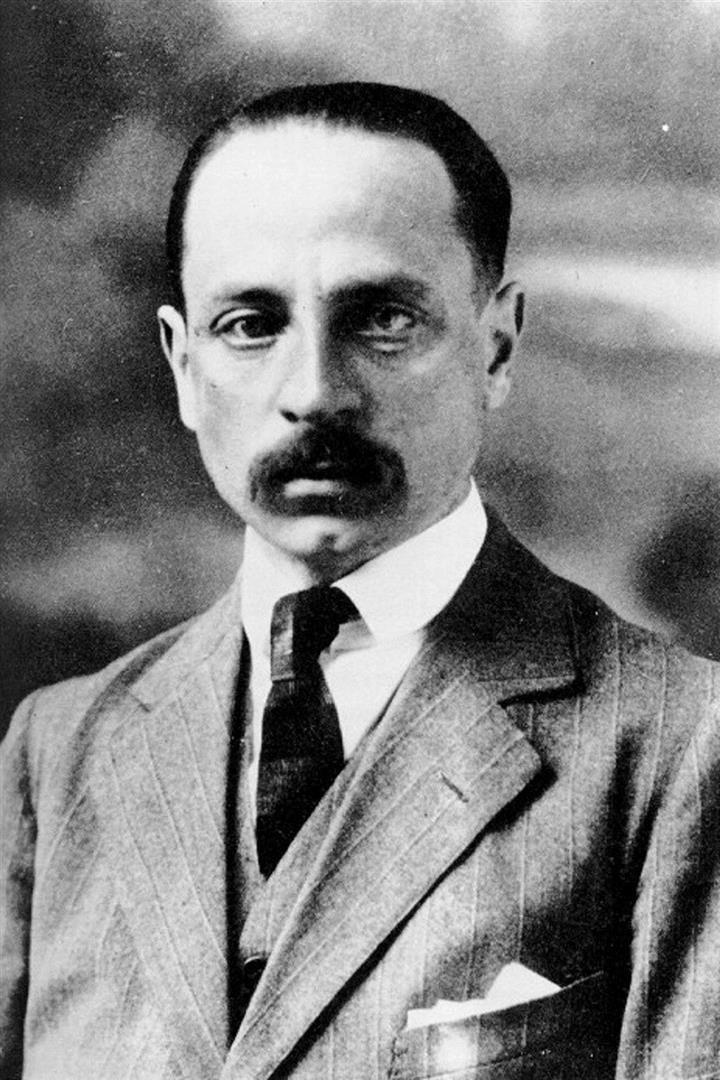 1875-1926 Jude Rainer Maria Rilke. Schriftsteller