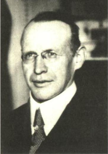 """1882-1934 Jesuit Bernhard Stemmpfle. Der Jesuitenpriester und Nazi-Verbindungsmann zum Vatikan schrieb das Hitlerbuch """"Mein Kampf""""."""