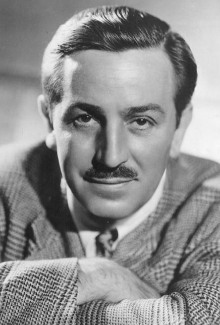 1901-1966 Freimaurer und Rosenkreuzer Walt Disney. Filmschaffender. Mitglied in 'The Order of DeMolay'