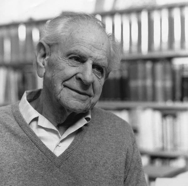 1902-1994 Jude Karl Popper. Philosoph