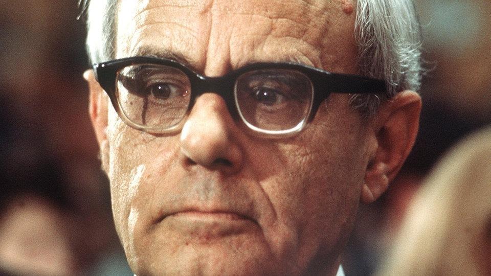 1904-1984 Jesuit Karl Rahner. Theologe des zweiten vatikanischen Konzils. Arbeitete mit Marxisten zusammen
