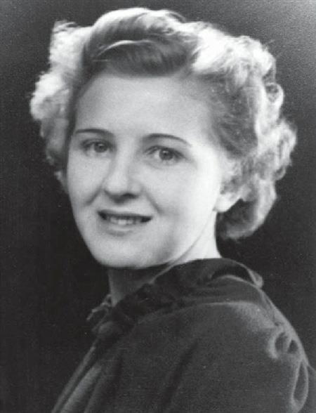 1912-1945 Jüdin Eva Braun. Hitlers Sexgespielin.