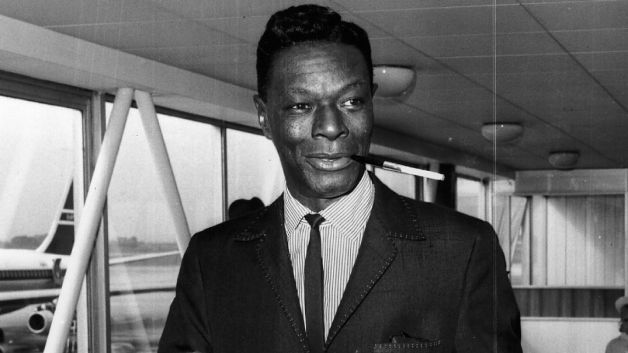1919-1965 Freimaurer Nat King Cole. Amerikanischer Jazzmusiker. Freimaurerloge in Kalifornien 'Thomas Waller Lodge No. 49'