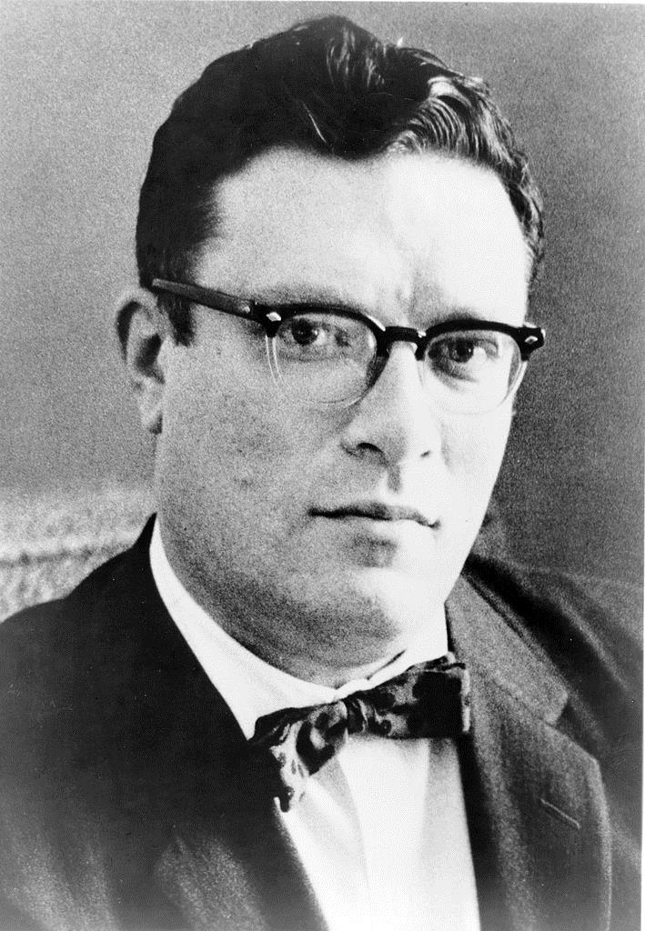 1920-1992 Jude Isaac Asimov. Science-Fiction-Autor
