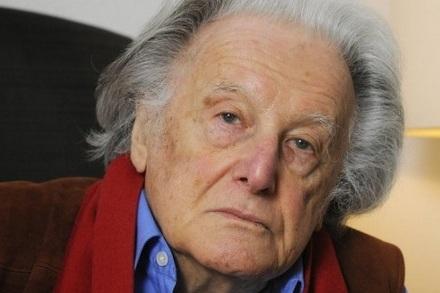 1923-2014 Freimaurer und Jude Ralph Giordano. Schriftsteller, Fernsehjournalist und Kommunist