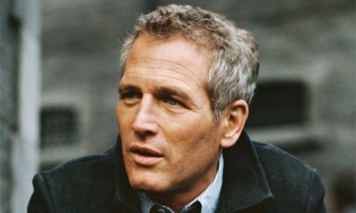 1925-2008 Jude Paul Leonard Neumann (Tarnname Paul Newman). Amerikanischer Schauspieler