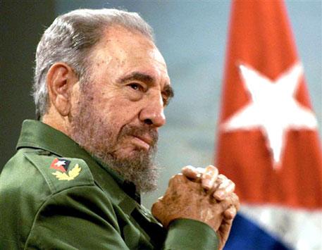 1926 Jesuit Fidel Castro. Kubanischer Staatspräsident und Kommunist