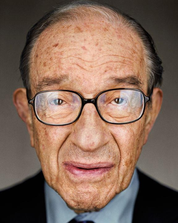1926 Jude Alan Greenspan. US-Notenbank Federal Reserve