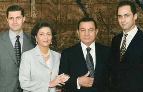 1928 Freimaurer Muhammad Husni Mubarak. Ägyptischer Diktator
