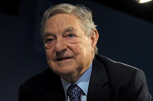 1930 Jude Dzjchdzhe Shorash (George Soros). Ungarisch-amerikanischer Investor.