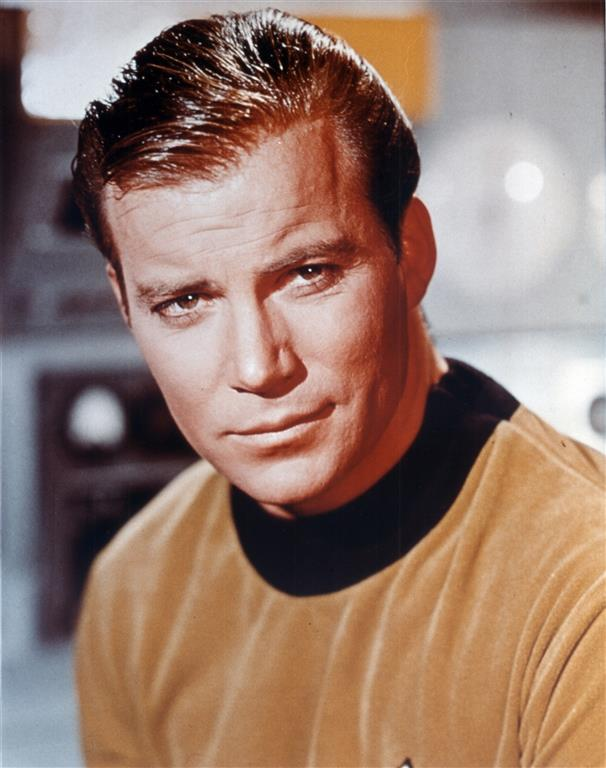 1931 Jude William Shatner. Kanadischer Schauspieler. Boston legal und Captain Kirk in Raumschiff Enterprise.